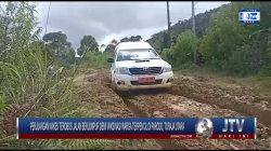 Berita Video : Perjuangan Nakes Terobos Jalan Berlumpur Demi Vaksin Warga Terpencil di Parodo, Toraja Utara
