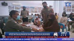Berita Video : Kapolres Tana Toraja Salurkan Bantuan Tunai Kepada Para Pedagang Kaki Lima dan Warung