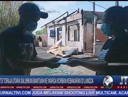 Berita Video : PTS Toraja Utara Salurkan Bantuan ke Warga Korban Kebakaran di Langda
