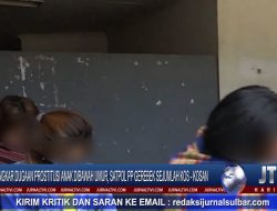 Berita Video : Bongkar Dugaan Prostitusi, Satpol PP Gerebek Sejumlah Kos – Kosan