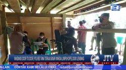 BERITA VIDEO : Vaksinasi Door to Door, Polres Tana Toraja Sasar Warga Lumpuh di Pelosok Lembang